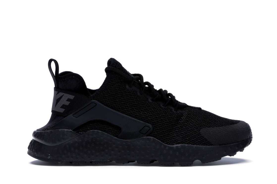 on sale 1931f b3a66 Air Huarache Run Ultra Black (W)