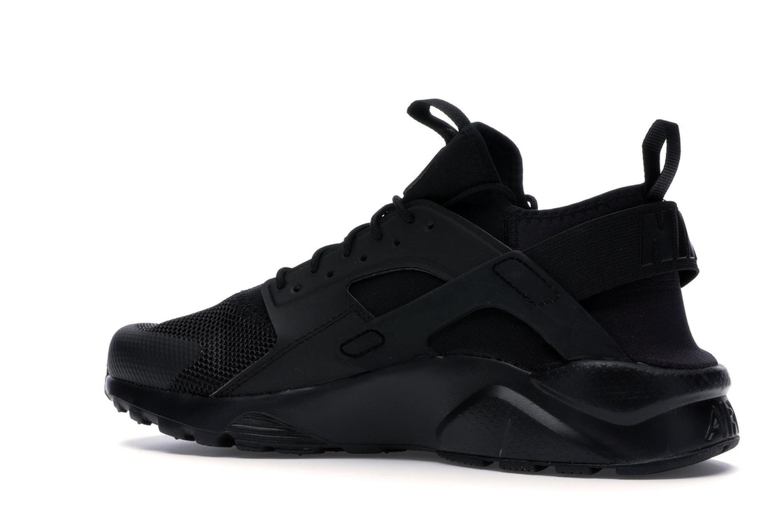 peine demanda Publicación  Nike Air Huarache Run Ultra Triple Black - 819685-002