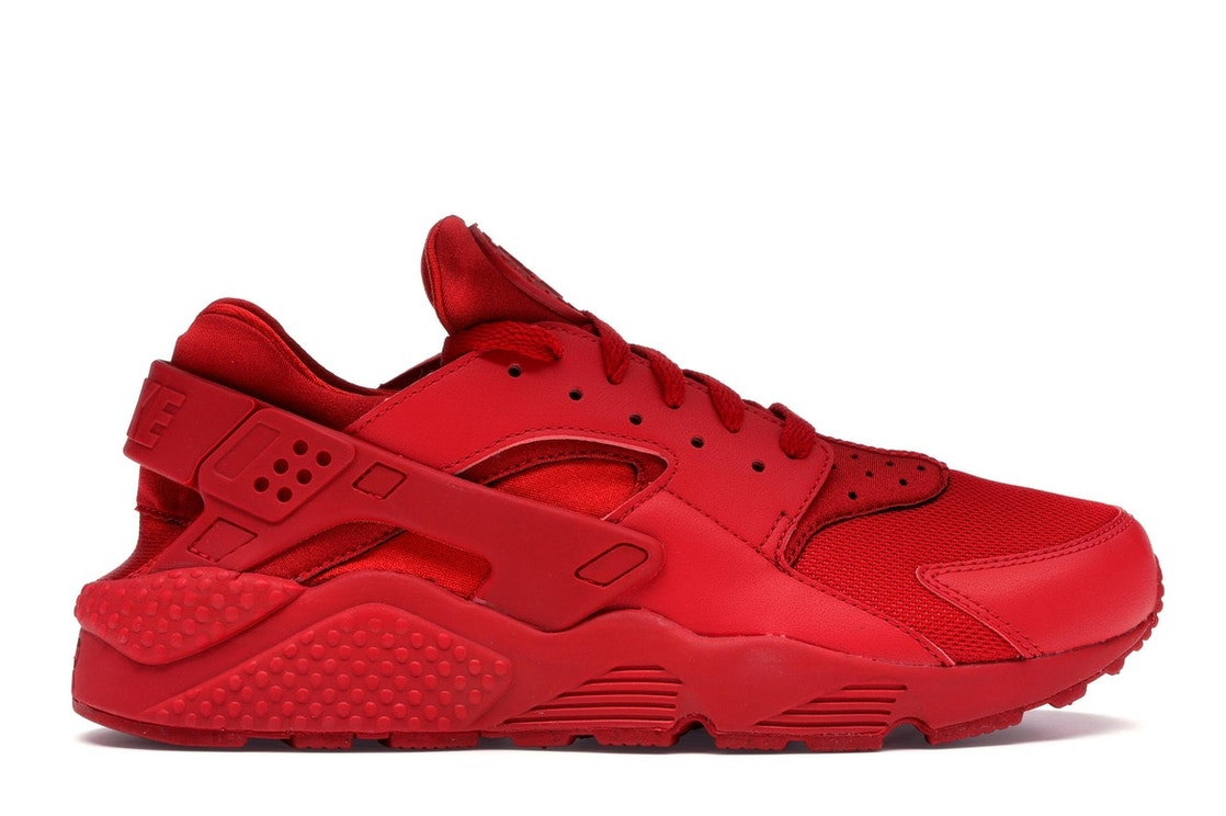 innovative design e5542 f5bc2 Air Huarache Triple Red