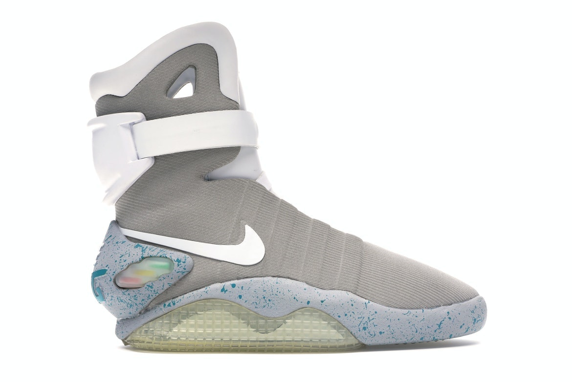 Nike Air Mag Back To The Future Limited Edition Shoes Black