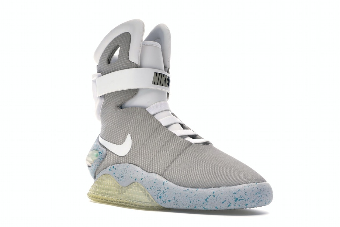 rodear inicial Recuperar  Nike MAG Back to the Future (2011) - 417744-001