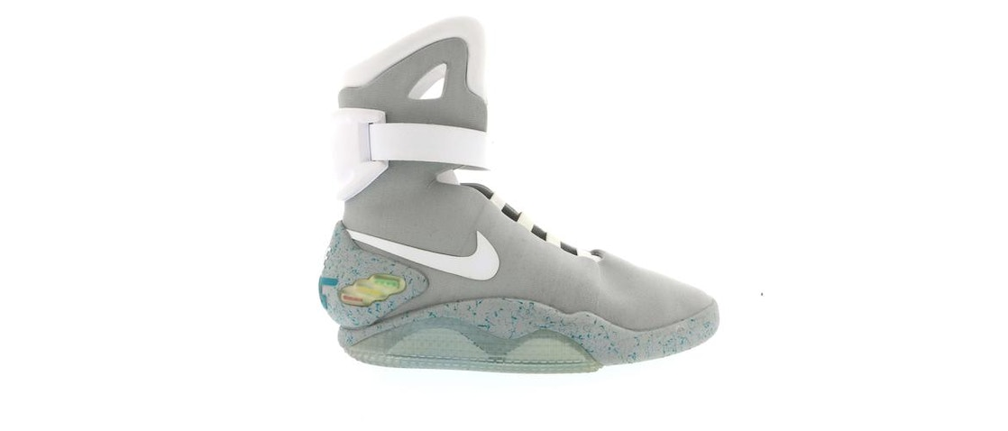 size 40 00fb7 03d9a Nike MAG Back To the Future (2011) - 417744-001