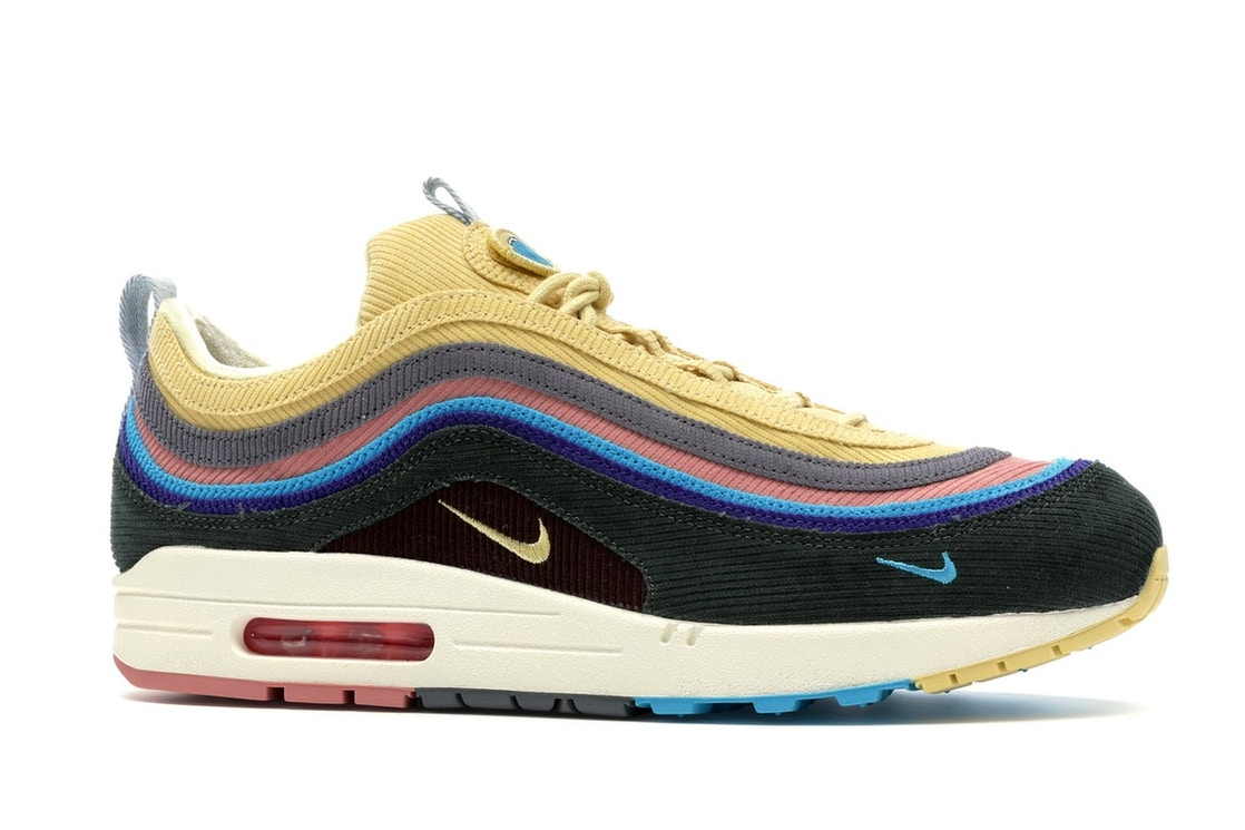 78978624a313 Air Max 1 97 Sean Wotherspoon (Extra Lace Set Only) - AJ4219-400