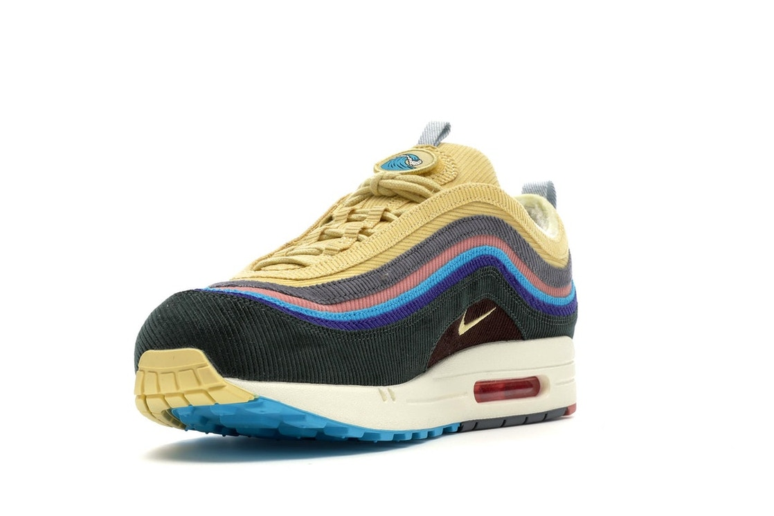 separation shoes f1de0 d8b0f Air Max 1 97 Sean Wotherspoon (Extra Lace Set Only) - AJ4219-400