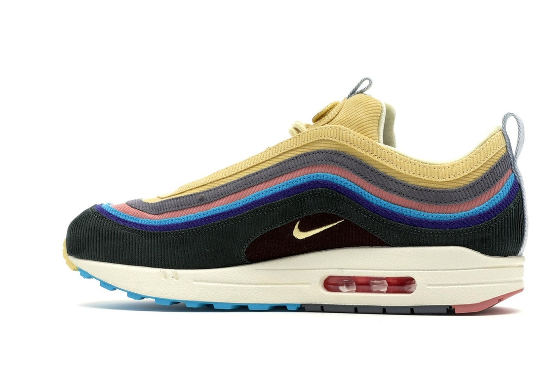 separation shoes 0340f 39c7e Air Max 1/97 Sean Wotherspoon (Extra Lace Set Only)