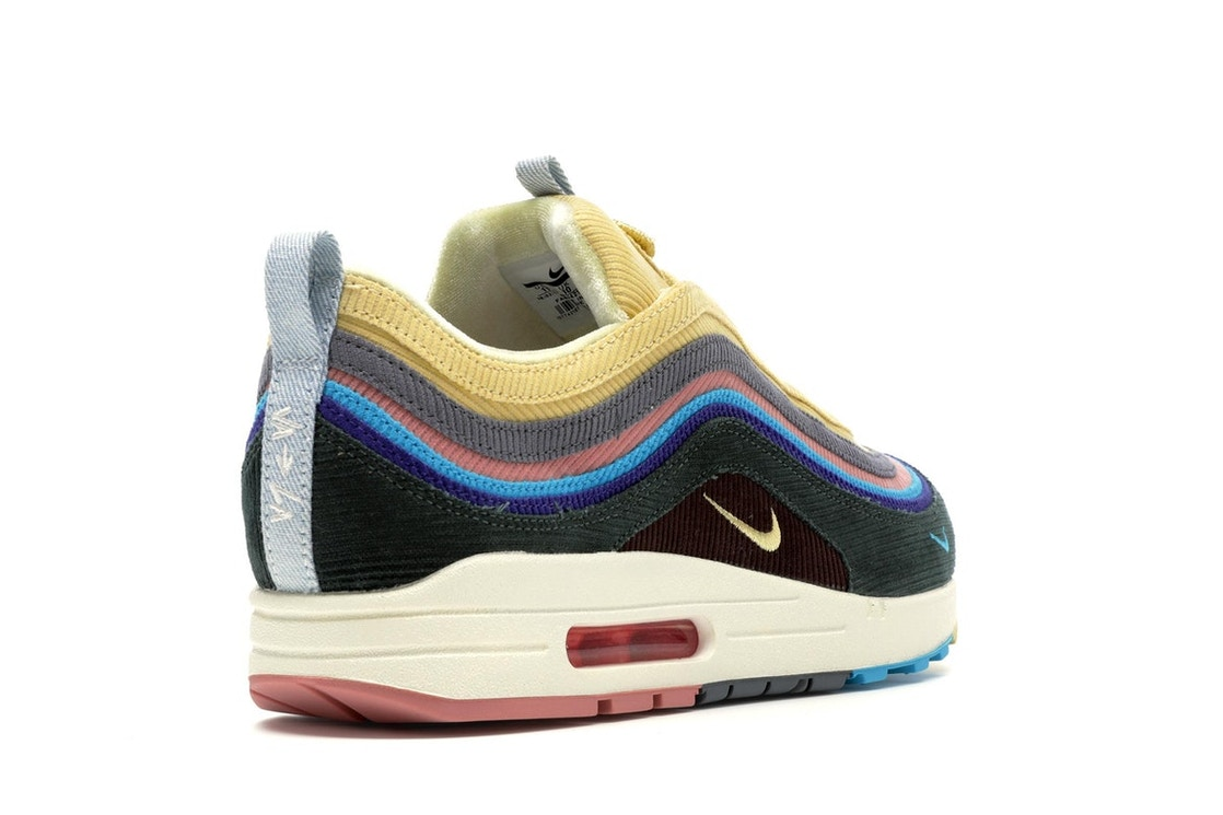 b4868ab71a3 Air Max 1 97 Sean Wotherspoon (Extra Lace Set Only) - AJ4219-400