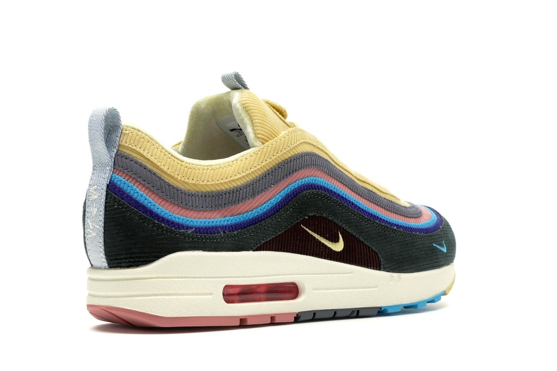 separation shoes e2a15 e327c Air Max 1 97 Sean Wotherspoon (Extra Lace Set Only) - AJ4219-400