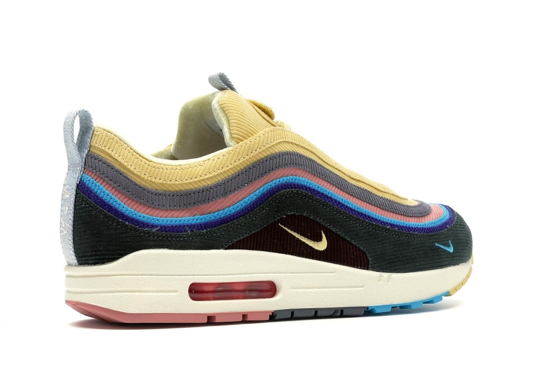 free delivery 6a041 ef85d uk trainers nike air max 97 1 vf sw sean ... d564733672