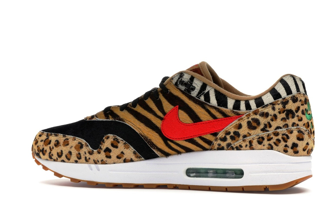 finest selection b201a 3dbf1 Air Max 1 Atmos Animal Pack 2.0 (2018 All Black Box) - AQ0928-700