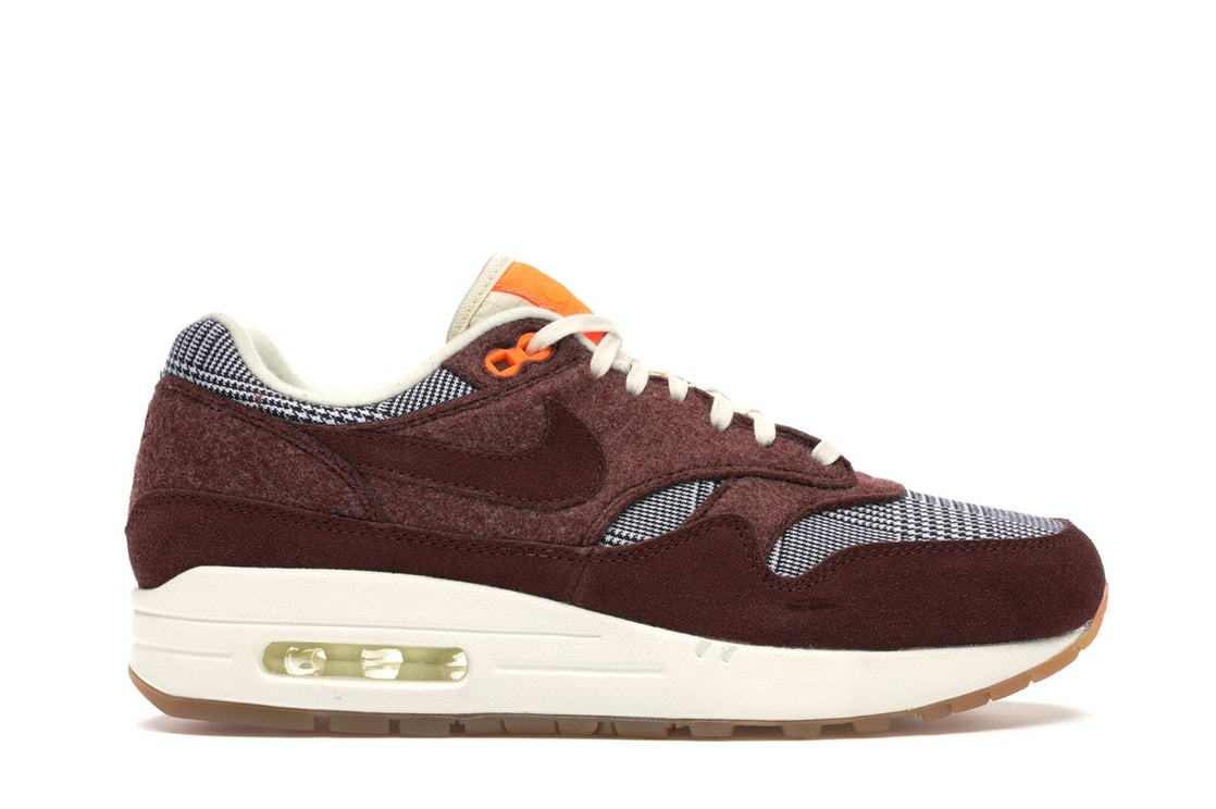 Nike Air Max 1 Houndstooth Bronze Eclipse