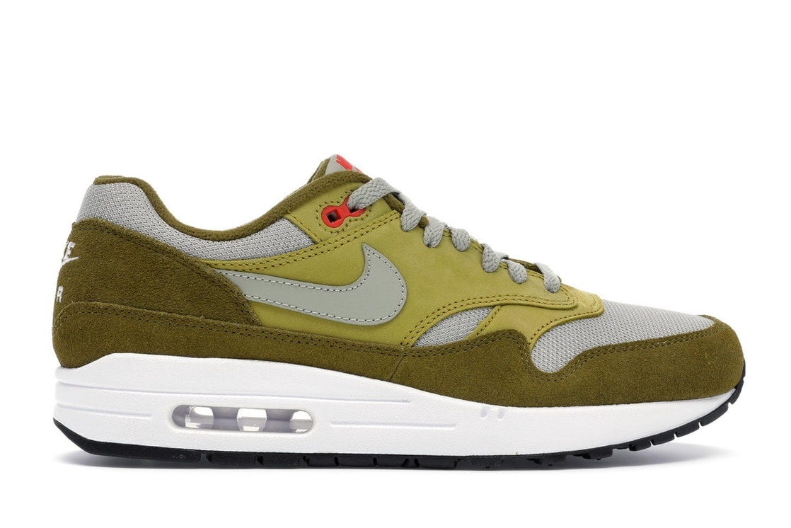 834b17d0f91268 Sell. or Ask. Size  12. View All Bids. Air Max 1 Curry Pack (Olive)