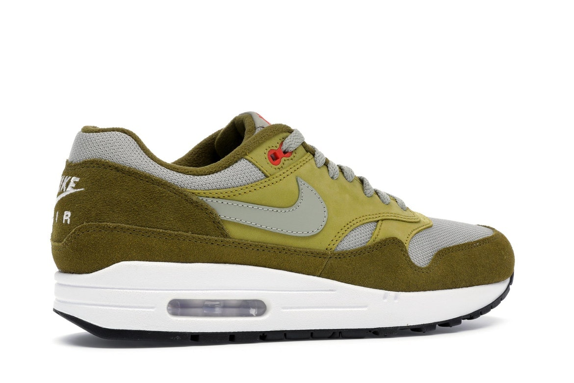 Air Max 1 Curry Pack (Olive)