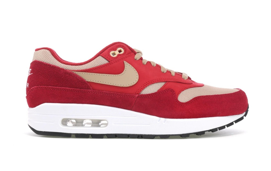 bb7c33d7ee Air Max 1 Curry Pack (Red) - 908366-600