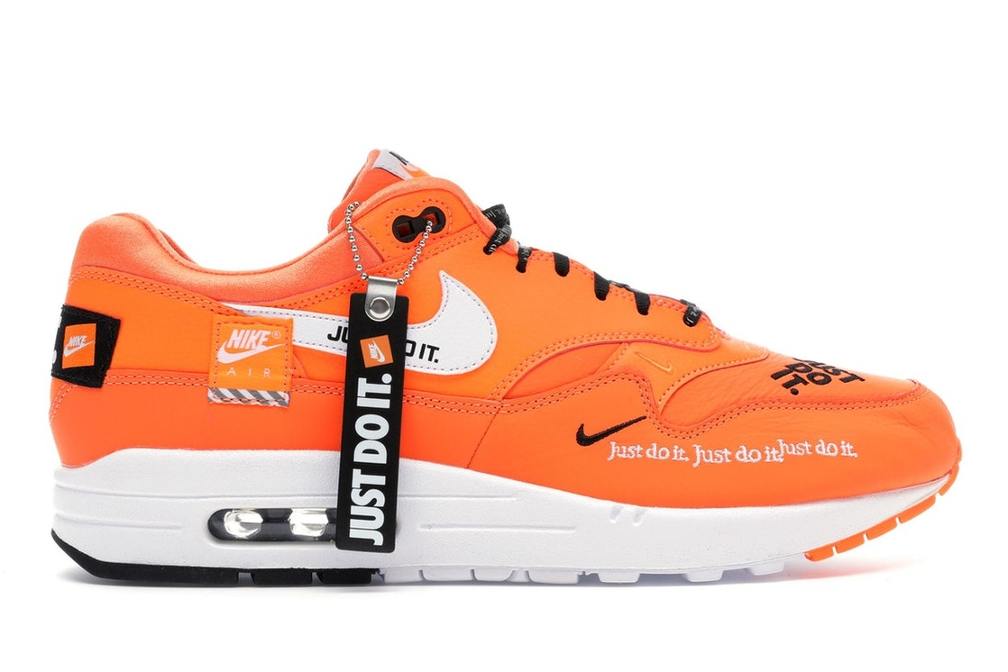 check out 508e8 761e3 Sell. or Ask. Size  10.5W. View All Bids. Air Max 1 Just Do It Orange ...