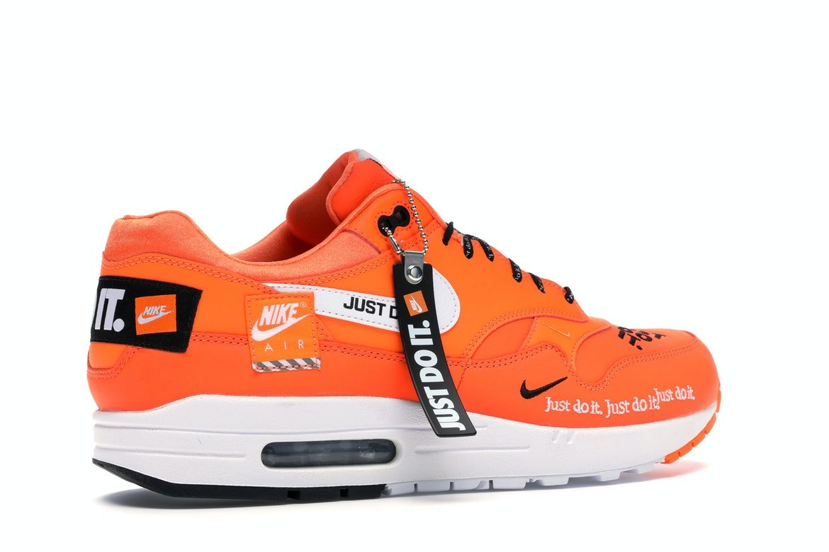 Nike Air Max 1 Just Do It Orange Release Info | SneakerNews