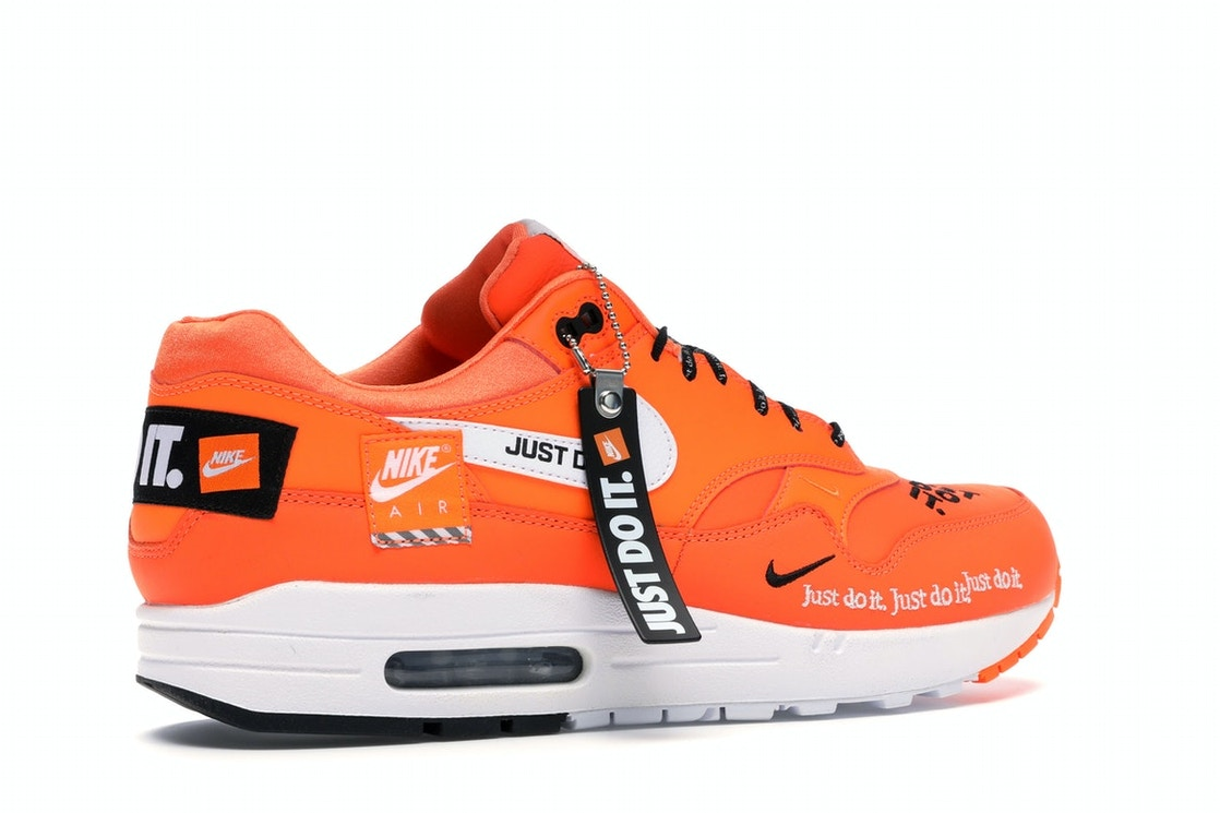 sale retailer best price cheap price Nike Air Max 1 Just Do It Pack Orange - AO1021-800