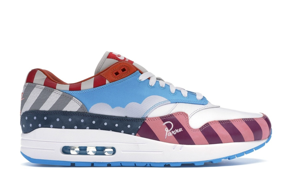 352654f1bb Air Max 1 Parra 2018 (Friends & Family) - undefined