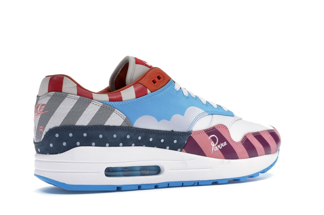 new style 190b2 965dc Air Max 1 Parra 2018 (Friends   Family) - TBD FRIENDS AND FAMILY