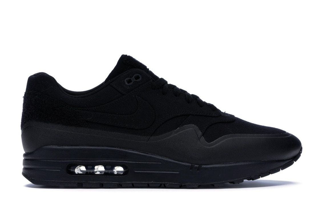 official photos c6712 337b5 Air Max 1 Patch Black - 704901-001