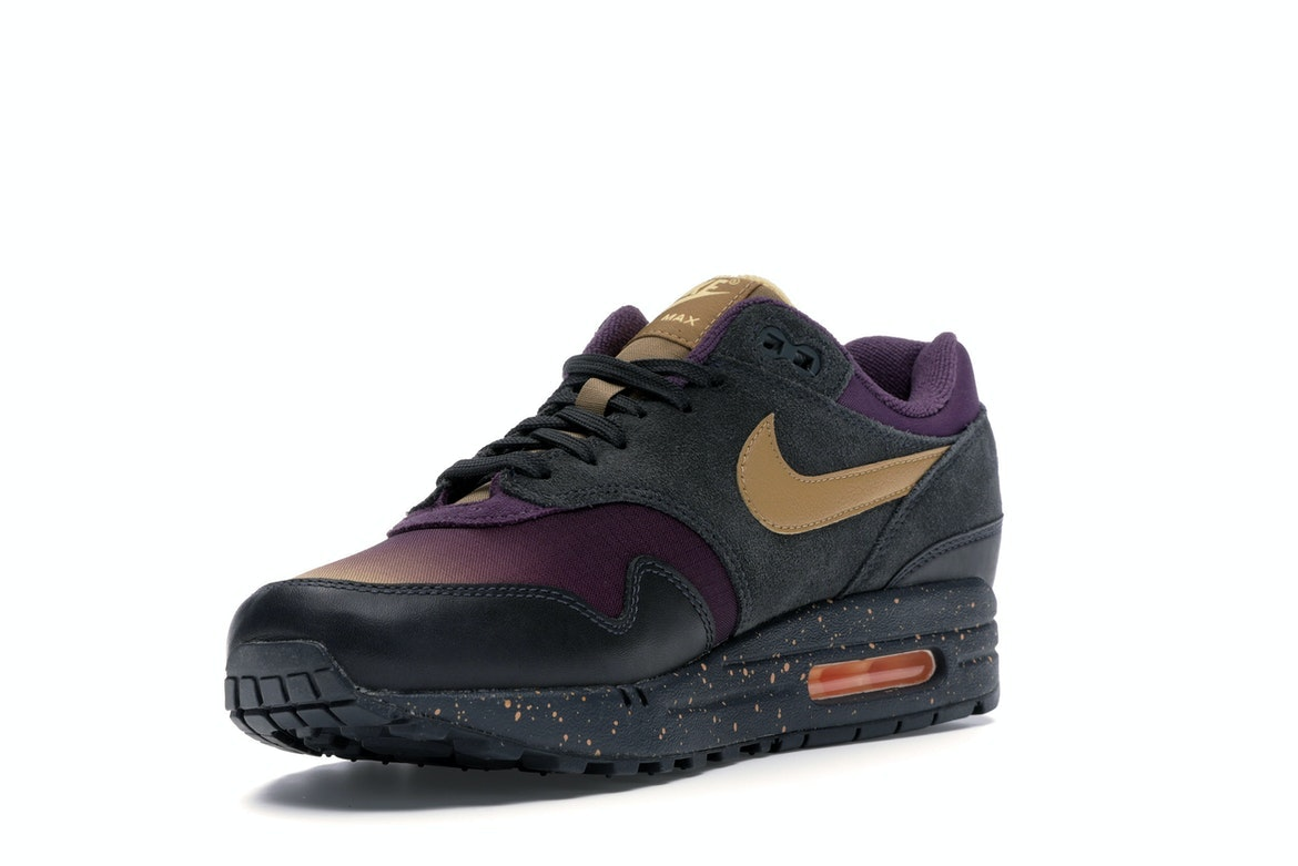 Air Max 1 Pro Purple Fade