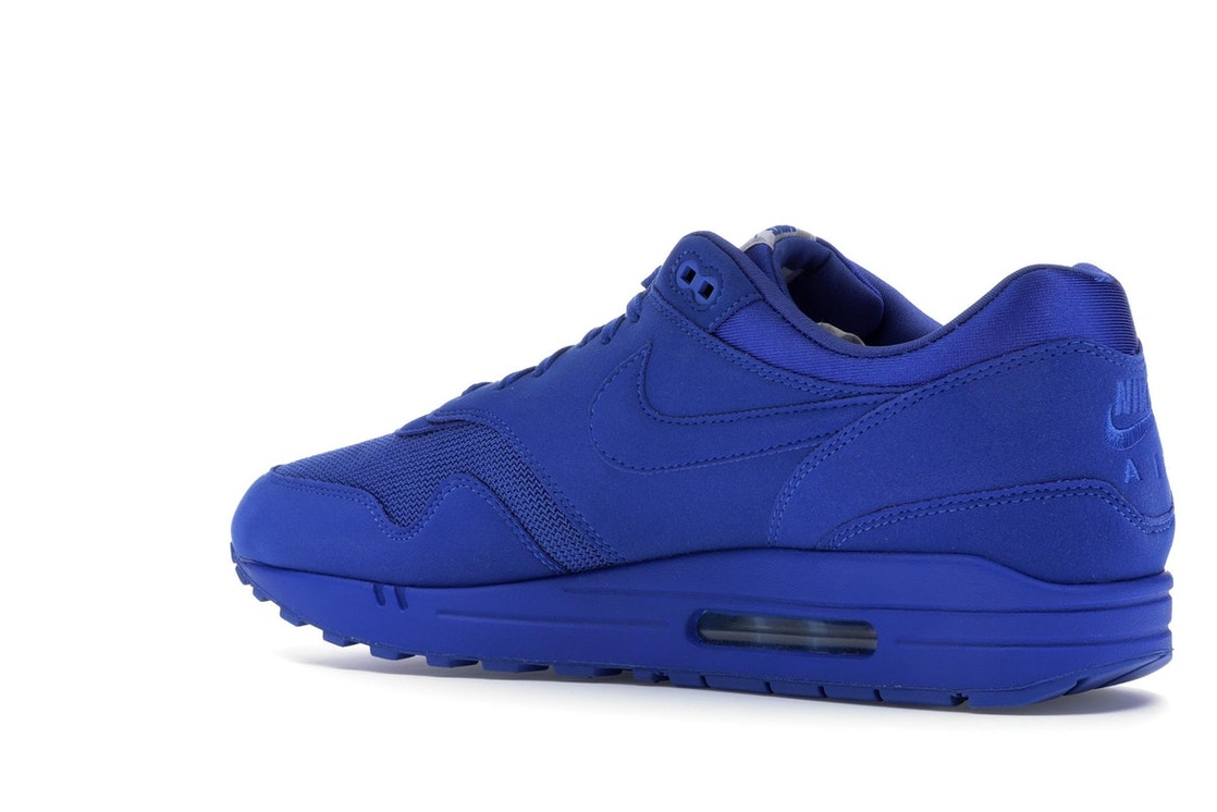 detailed pictures 8436d f5ed5 Air Max 1 Tonal Blue - 875844-400