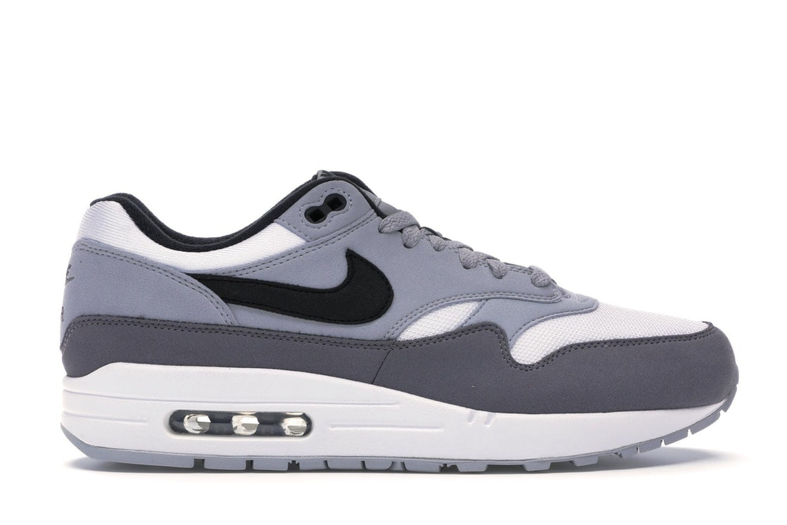 Sell. or Ask. Size  12. View All Bids. Air Max 1 White Black Wolf Grey 2e4206720adb