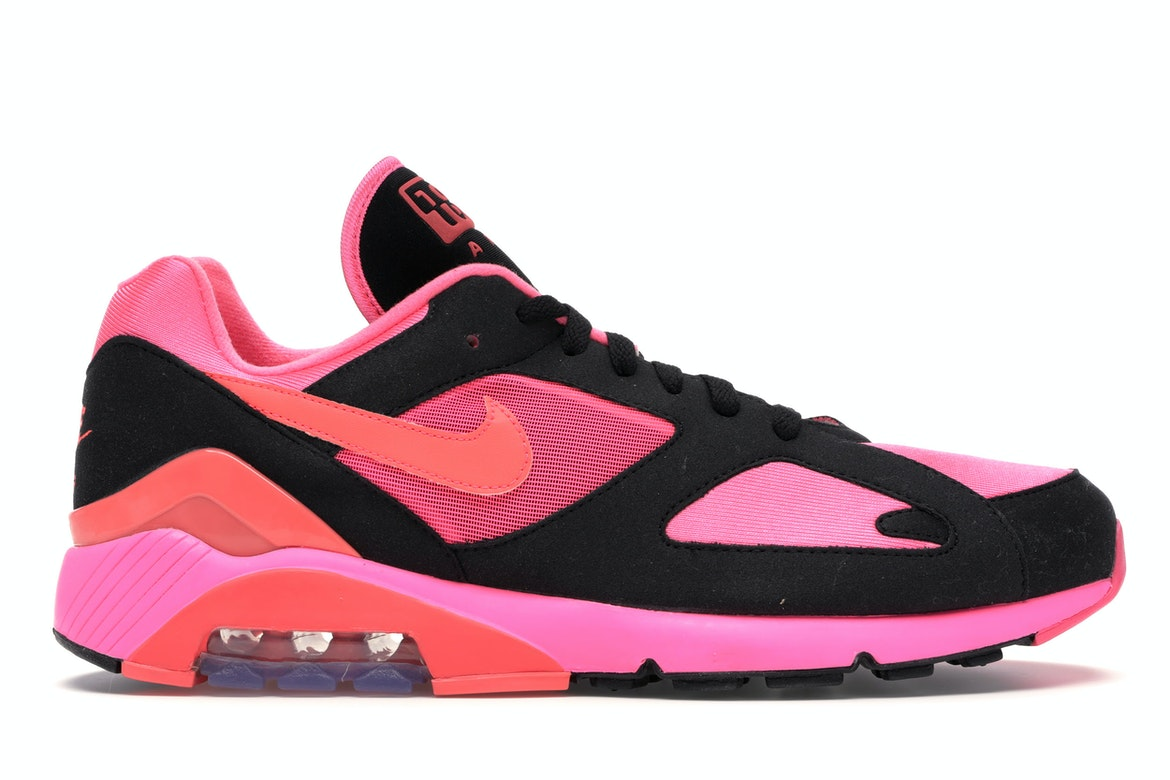 Nike Air Max 180 Comme des Garcons Black - AO4641-601