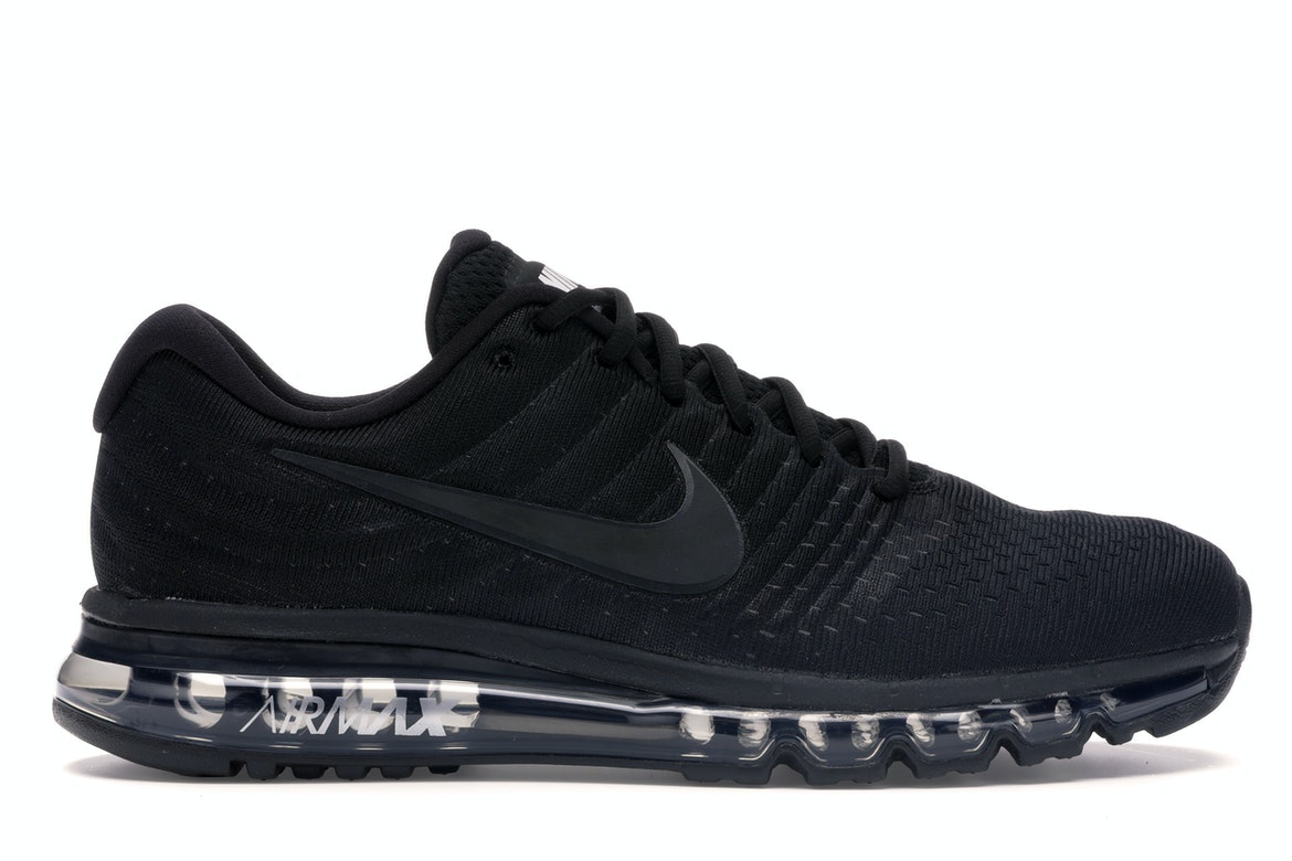 Air Max 2017 Triple Black