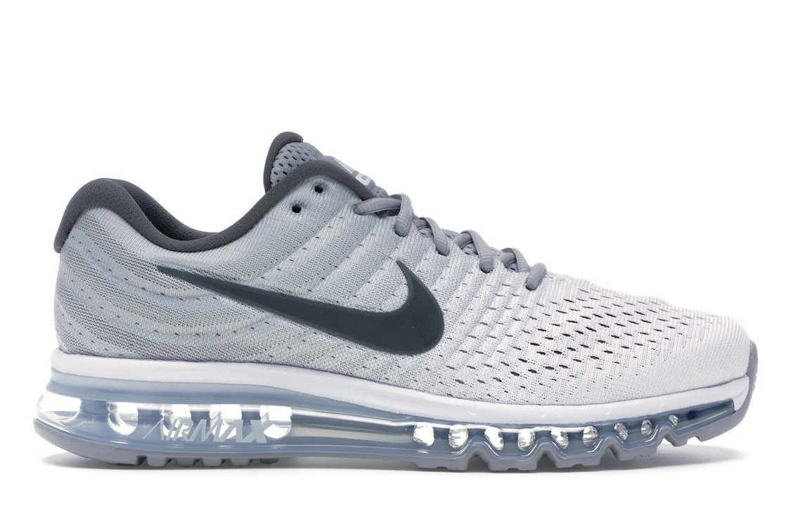 new style 1f50c a837b Air Max 2017 Wolf Grey