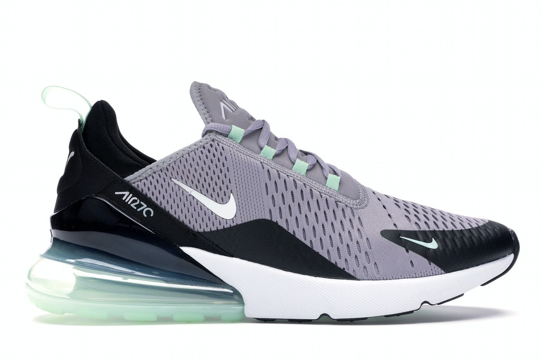 timeless design e2705 19e1e Air Max 270 Atmosphere Grey Fresh Mint Black