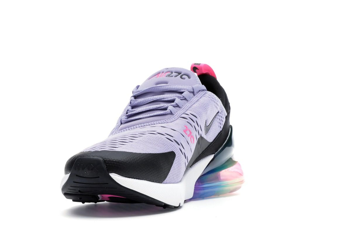 new style fadc2 7a907 Air Max 270 Betrue Be True Purple Pink Dawn Blast Black ...