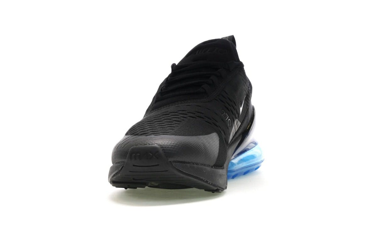 Air Max 270 Black Photo Blue