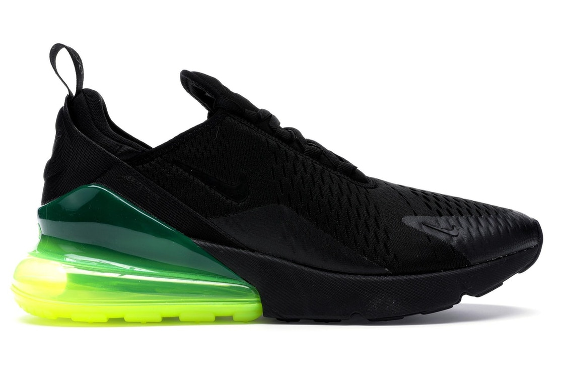 official photos e1a3e 1c23f Air Max 270 Black Volt
