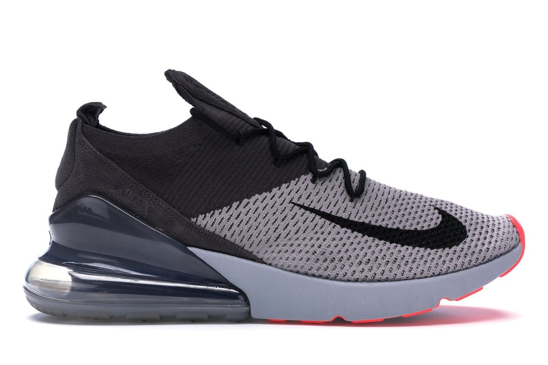 los angeles 4f099 98c3c Air Max 270 Flyknit Atmosphere Grey Thunder Grey