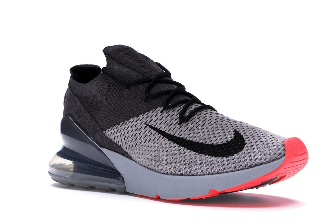 los angeles df9ce 8e6ad Air Max 270 Flyknit Atmosphere Grey Thunder Grey