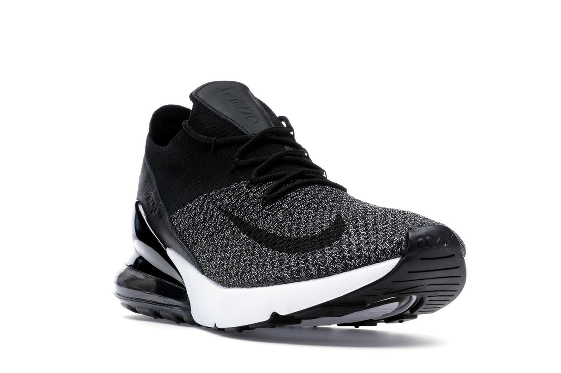 Air Max 270 Flyknit Black White - AO1023-001 c790d7ece