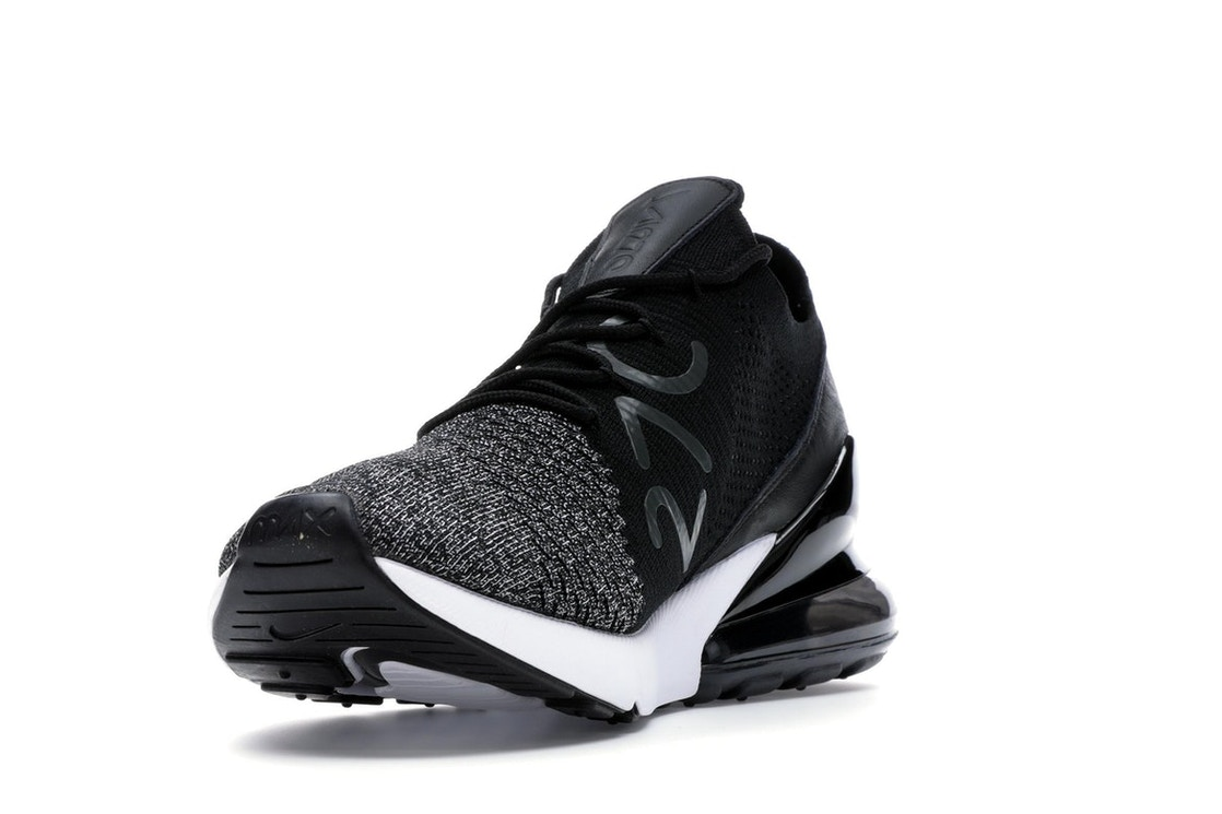 ... f4935 e7418 Air Max 270 Flyknit Black White - AO1023-001 performance  sportswear ... 1d8a127020