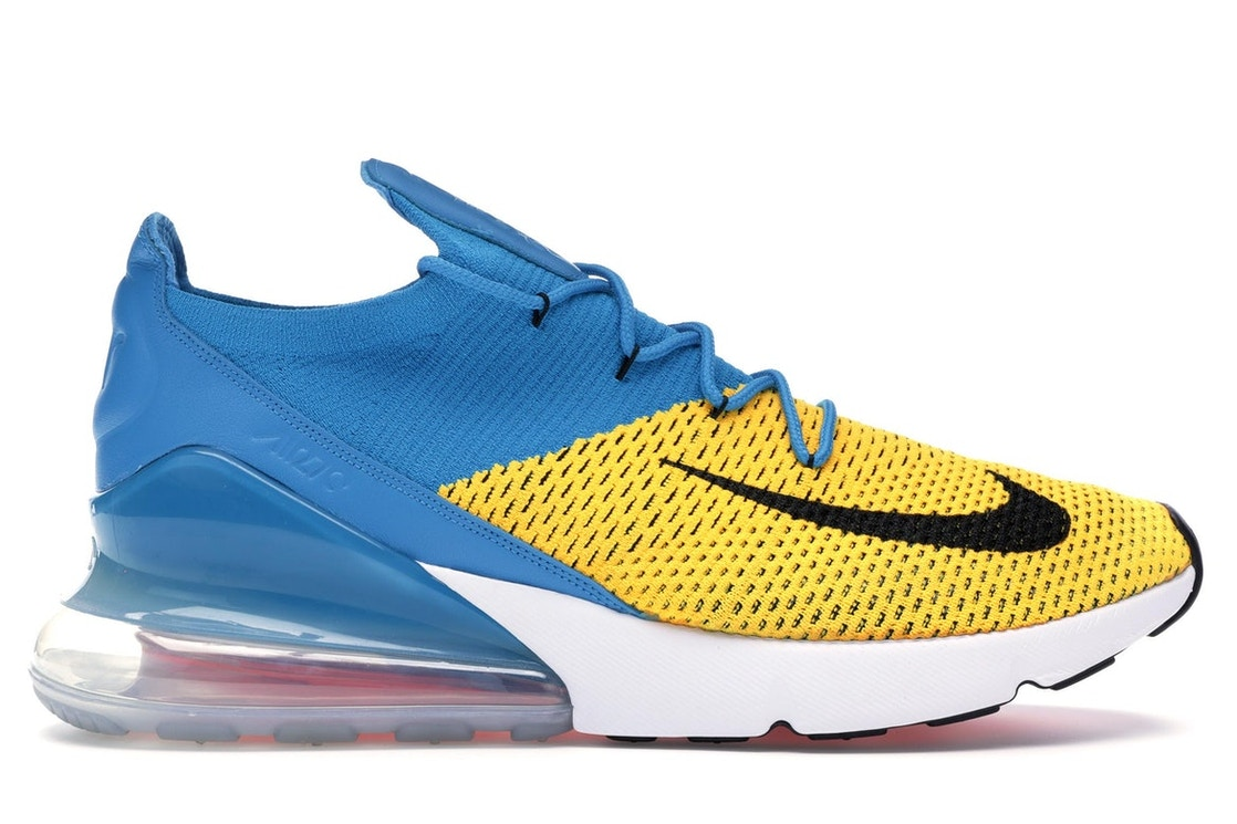 the best attitude 3dd68 13af4 Sell. or Ask. Size  8.5. View All Bids. Air Max 270 Flyknit Laser Orange  Blue Orbit