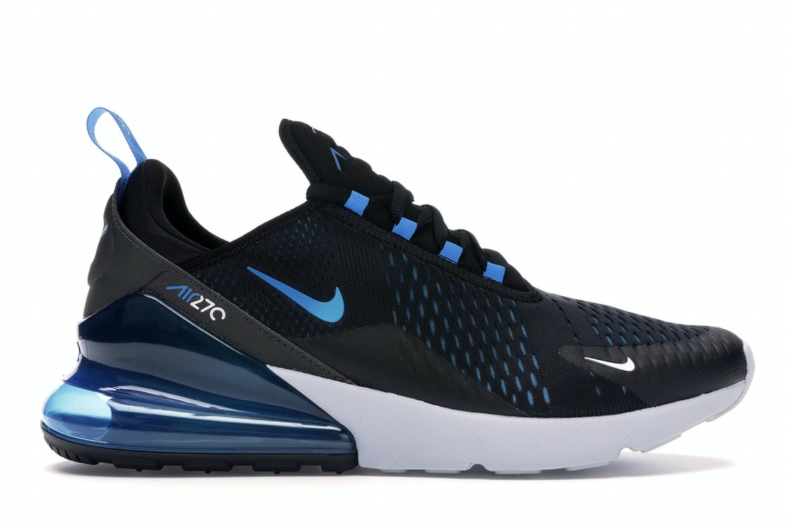 reputable site de43d cb58b Air Max 270 Liquid Metal Black - AH8050-019