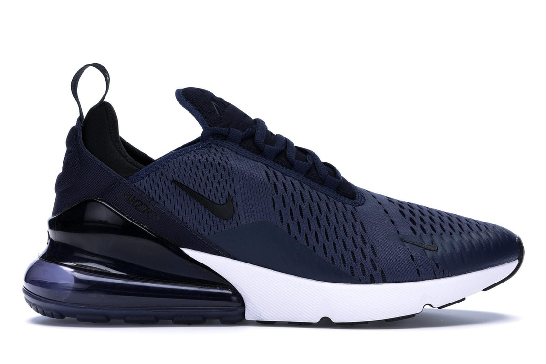 huge discount 8e9dc 87885 Air Max 270 Midnight Navy