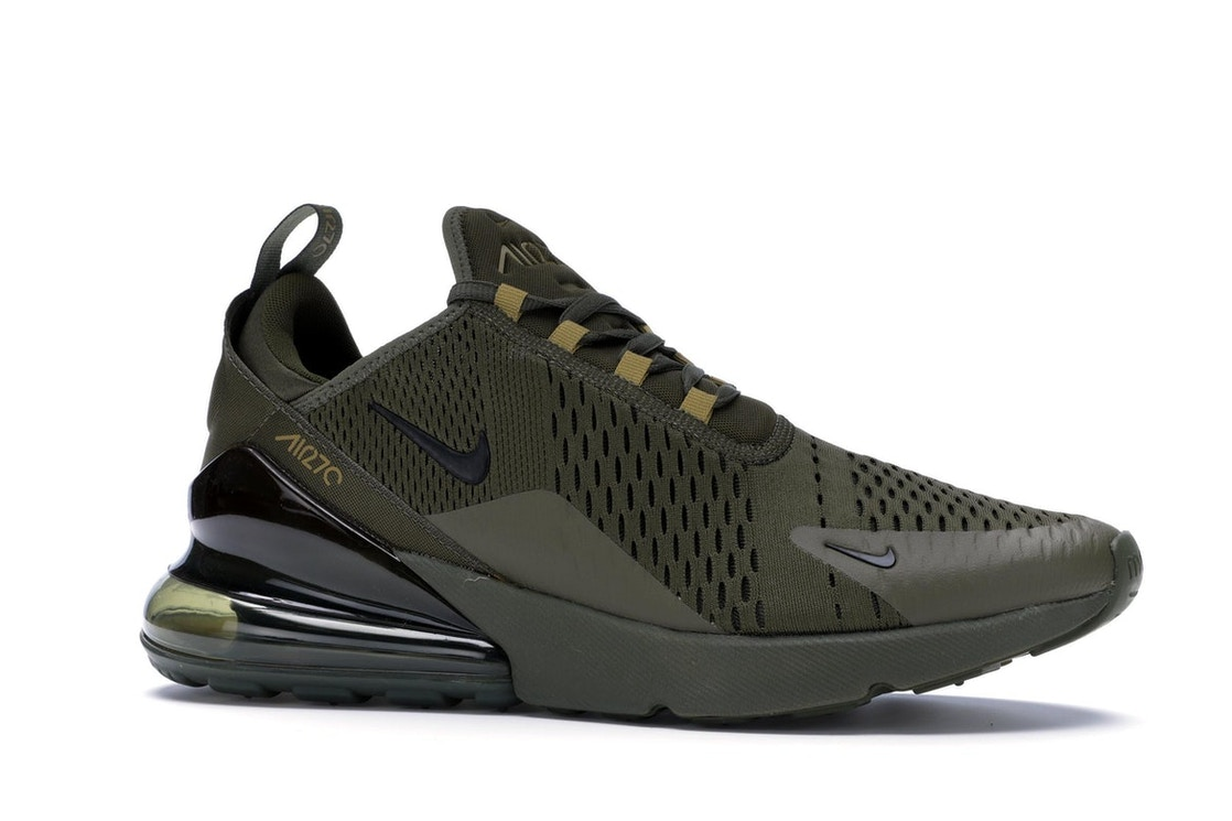 alias Estoy orgulloso Psicologicamente  Nike Air Max 270 Olive Canvas - AH8050-301