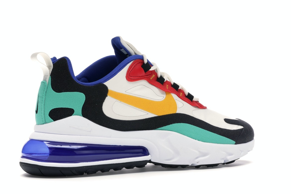 air max 270 react bauhaus uomo