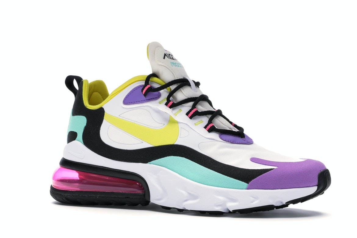 Air Max 270 React Geometric Art