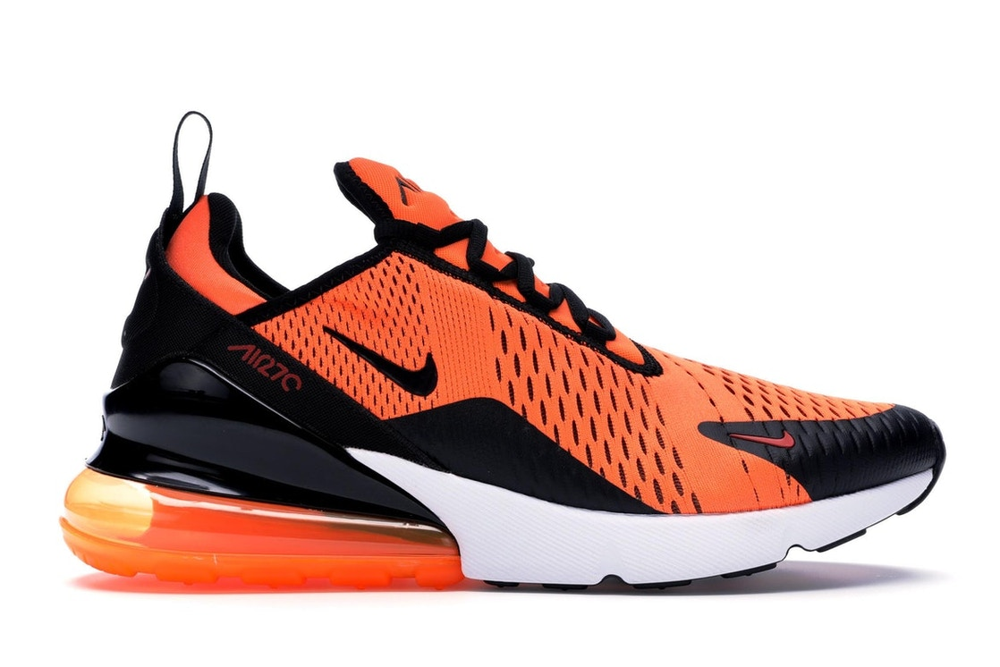 sale retailer 5f33b 227b7 Air Max 270 Total Orange Black