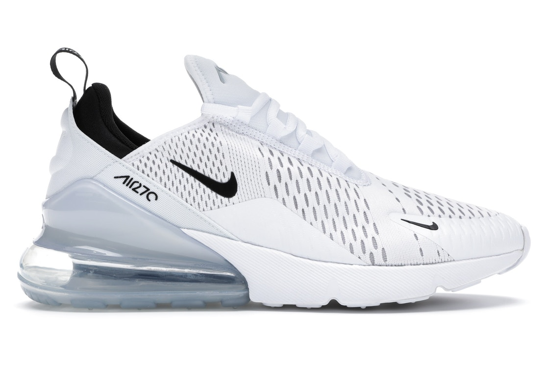 buy popular fe786 1c487 Air Max 270 White Black