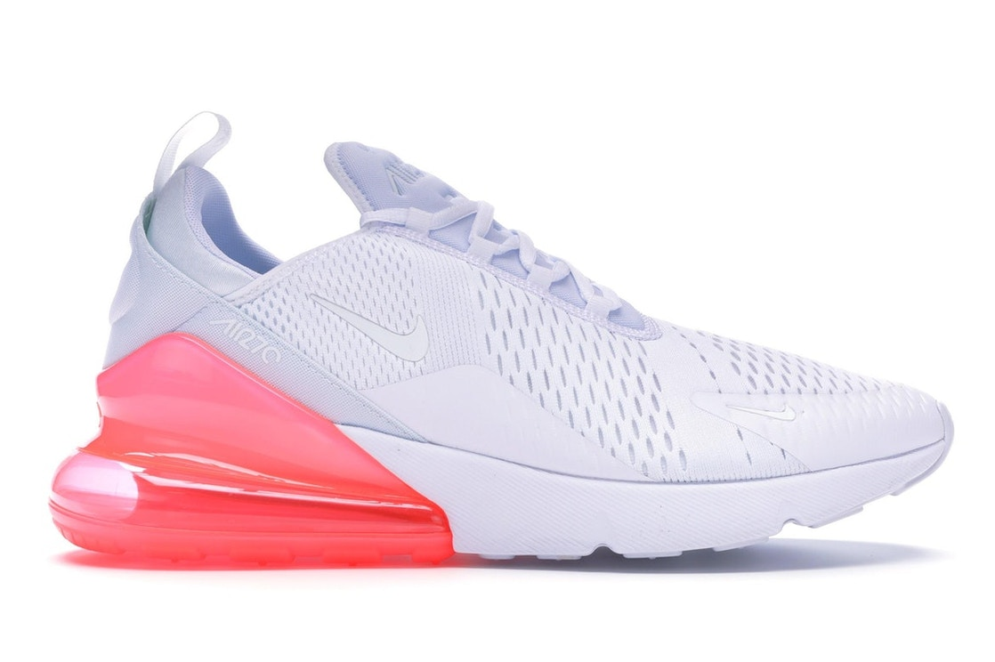 low priced ce167 2975d Air Max 270 White Pack (Hot Punch)