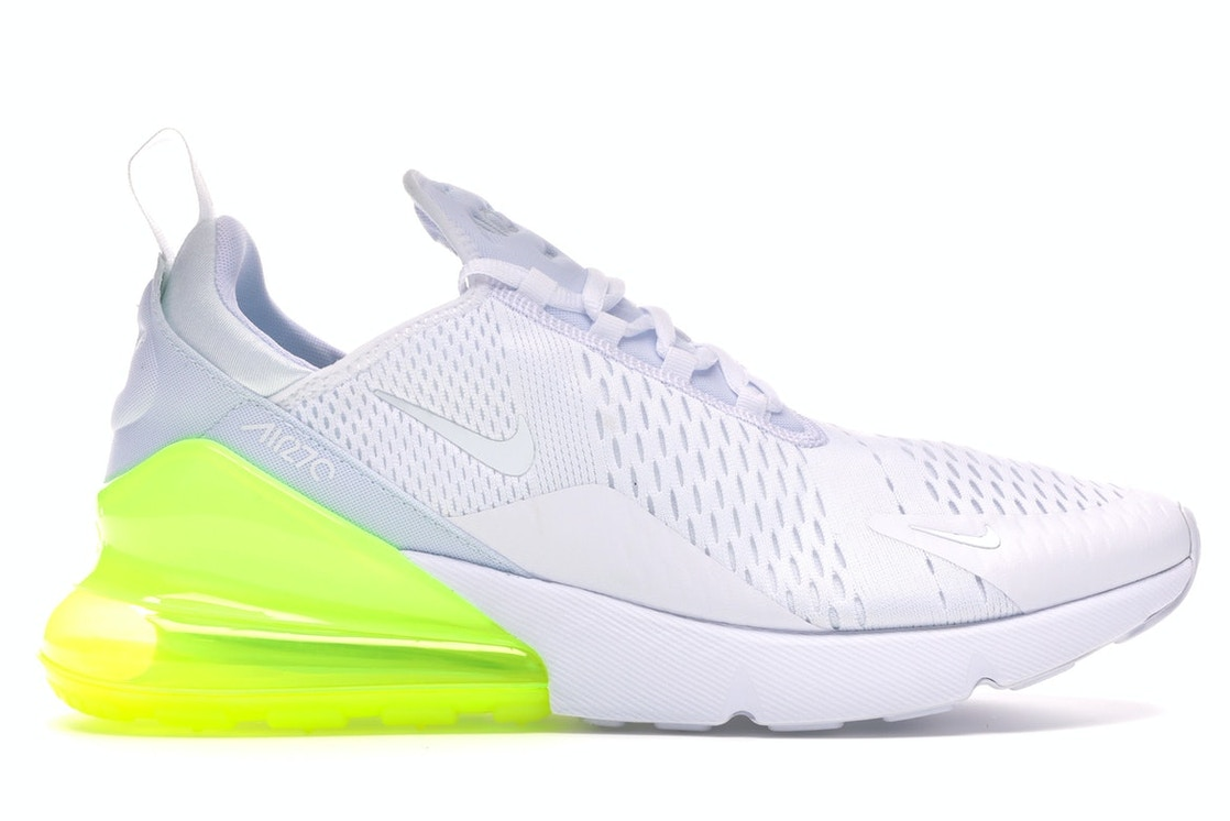 985cb20af7 Sell. or Ask. Size: 12. View All Bids. Air Max 270 White Pack (Volt)