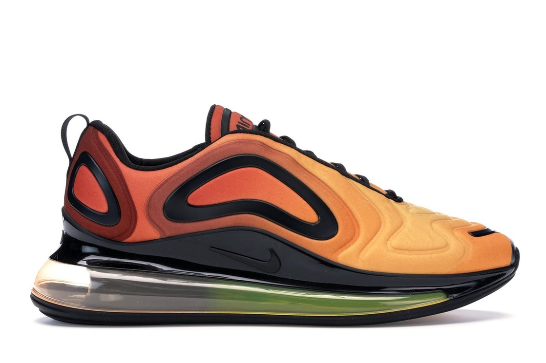 timeless design aefff 59ac0 Air Max 720 Sunrise - AO2924-800