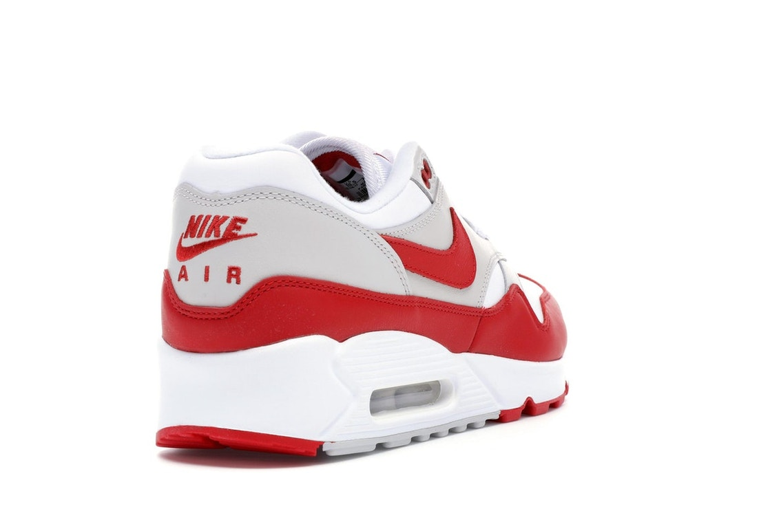 attractive price lower price with undefeated x Air Max 90/1 Sport Red
