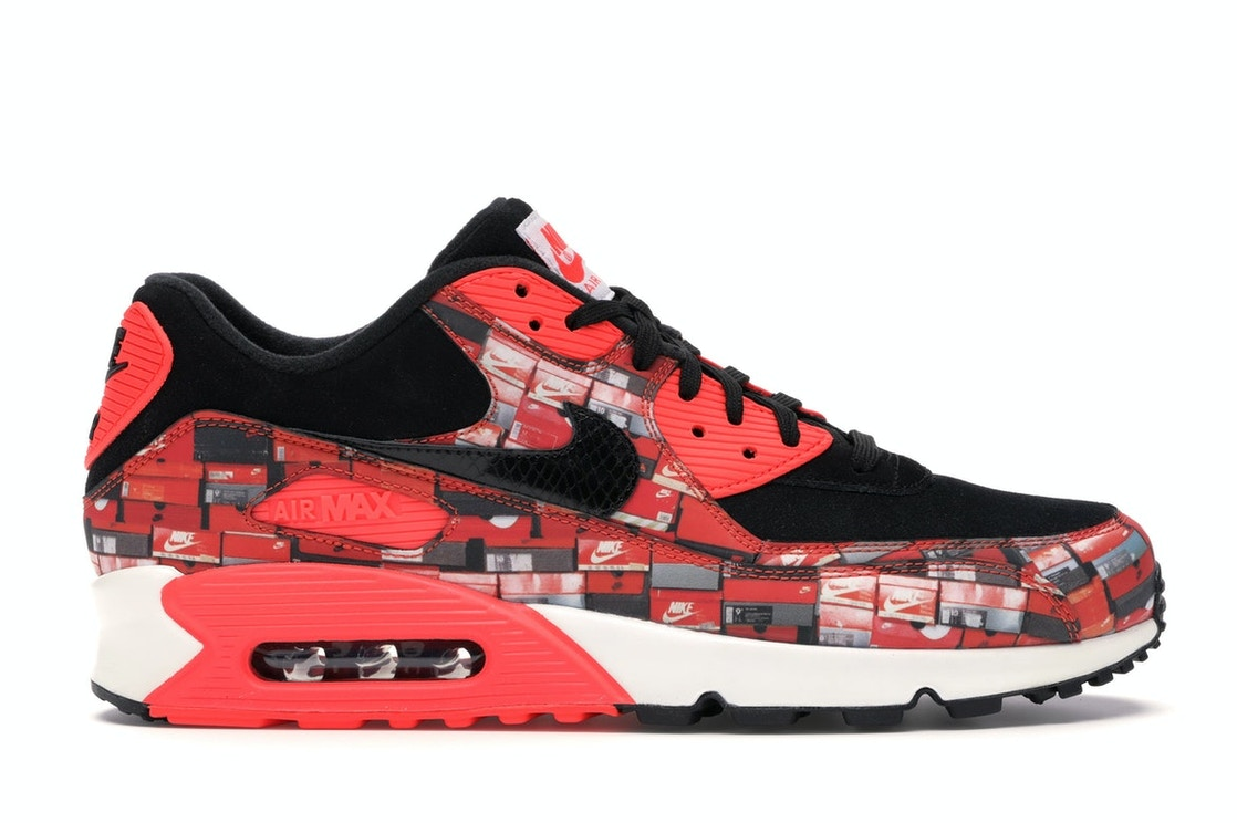 dc4c22e2b2 Sell. or Ask. Size 8. View All Bids. Air Max 90 Atmos We Love Nike (Bright  Crimson)